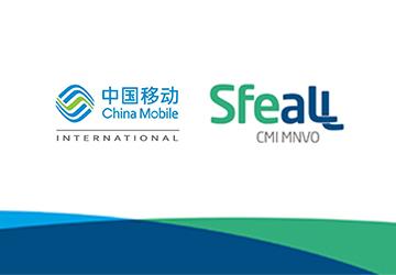 中国移动国际海外虚拟运营商标志
