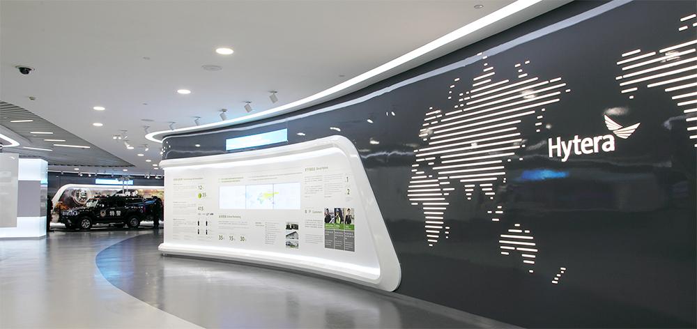 深圳海能达通信年报H5形象广告beplay体育靠谱吗