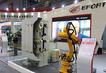 国产工业机器人埃夫特冲刺科创板